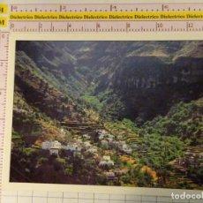 Postales: POSTAL DE LA ISLA DE LA GOMERA. AÑO 1999. LOMO DEL BALO VALLE GRAN REY. 1331. Lote 148093606