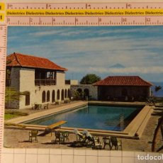 Postales: POSTAL DE LA ISLA DE LA GOMERA. AÑO 1975. SAN SEBASTIÁN, PARADOR NACIONAL DE TURISMO. 1332. Lote 148093778