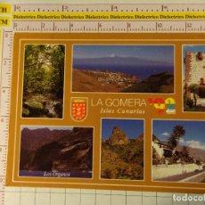 Postales: POSTAL DE LA ISLA DE LA GOMERA. AÑO 1991. VISTAS. 1334. Lote 148094018