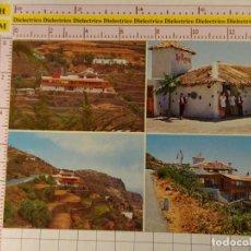 Postales: POSTAL DE LA ISLA DE LA GOMERA. AÑO 1976. RESTAURANTE LAS ROSAS. 1335. Lote 148094110