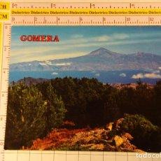 Postales: POSTAL DE LA ISLA DE LA GOMERA. AÑO 1978. ALTOS DE GARAJONAY. 1336. Lote 148094182