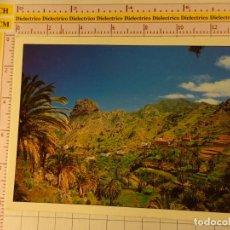 Postales: POSTAL DE LA ISLA DE LA GOMERA. AÑO 2000. VALLEHERMOSO. 1341. Lote 148094570