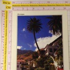 Postales: POSTAL DE LA ISLA DE LA GOMERA. AÑO 1990. HERMIGUA, LOS TELARES. 1342. Lote 148094630