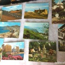 Postales: 10 POSTALES DE CANARIAS AÑOS 60 . Lote 148185458