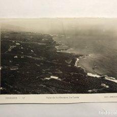 Postales: TENERIFE. POSTAL NO.57, VALLE DE LA OROTAVA. LA COSTA. EDITA. EDICIONES ARRIBAS (H.1950?). Lote 148249616