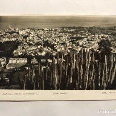 Postales: SANTA CRUZ DE TENERIFE. POSTAL NO.71, VISTA PARCIAL. EDITA: EDICIONES ARRIBAS (H.1950?). Lote 148300860