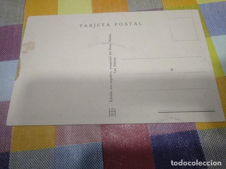 Postales: Postal antigua Puerto de la Luz Las Palmas de Gran Canaria - Foto 2 - 148964598