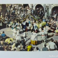 Postales: BAILE DE LA CINTA. LAS PALMAS GC. Lote 149326970