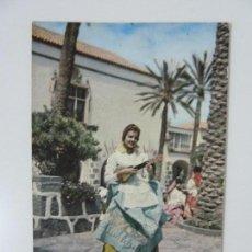 Postales: BELLEZA CANARIA. LAS PALMAS GC.. Lote 149443270