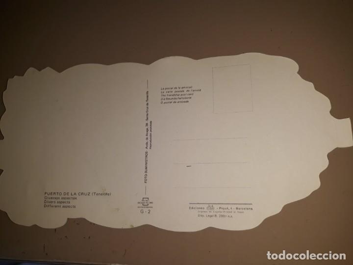 Postales: Original postal Puerto de la Cruz - Foto 2 - 150062182