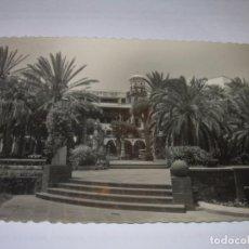 Postales: ANTIGUA POSTAL... LAS PALMAS DE GRAN CANARIA...HOTEL SANTA CATALINA.. Lote 150298270