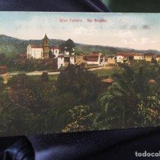 Postales: GRAN CANARIA STA BRIGIDA. Lote 150962921