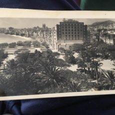 Postales: LAS PALMAS DE GRAN CANARIA PARQUE DE SAN TELMO. Lote 150963146