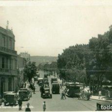 Postais: SANTA CRUZ DE TENERIFE RAMBLA DE PULIDO. POSTAL EXPRES. HACIA 1920.RARA.. Lote 150992650