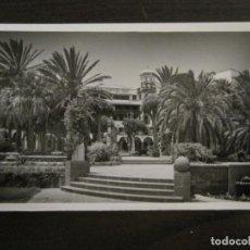 Postales: LAS PALMAS DE GRAN CANARIA-GRAN HOTEL SANTA CATALINA-219 ED·LUJO-POSTAL ANTIGUA-(57.004). Lote 151017570
