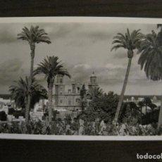 Postales: LAS PALMAS DE GRAN CANARIA-VISTA PARCIAL-215 ED·LUJO-POSTAL ANTIGUA-(57.008). Lote 151018222