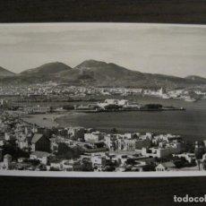 Postales: LAS PALMAS DE GRAN CANARIA-CIUDAD JARDIN Y PUERTO LA LUZ-211 ED·LUJO-POSTAL ANTIGUA-(57.012). Lote 151018726