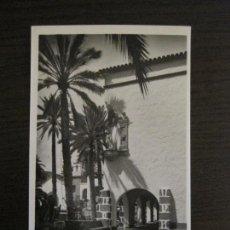 Postales: LAS PALMAS DE GRAN CANARIA-PUEBLO CANARIO-401 ED·LUJO-POSTAL ANTIGUA-(57.015). Lote 151019174