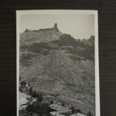 Postales: TEJEDA-PARADOR Y ROQUE NUBLO-206-ED·LUJO-POSTAL ANTIGUA-(57.017). Lote 151019434