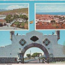Postales: POSTALES POSTAL TENERIFE CANARIAS AÑO 1970 CAMPAMENTO MILITAR CUARTEL. Lote 151469894
