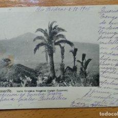 Postales: TENERIFE. VALLE OROTAVA. NOPALES (VULGO FUNERAS) Nº4143. Lote 151510818