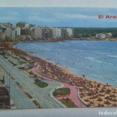 Postales: POSTAL DE MALLORCA : EL ARENAL.. Lote 151542350