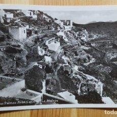 Postales: LAS PALMAS DE GRAN CANARIA LA ATALAYA Nº 106 FOT. BAZAR. Lote 151615318