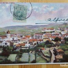Postales: ICOD DE LOS VINOS UNION POSTAL UNIVERSAL CIRCA 1910 TENERIFE ISLAS CANARIAS. Lote 151616990
