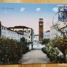 Postales: TENERIFE LA LAGUNA Nº 65 ED. NOBREGA´S ENGLISH BAZAR 1932 USCE 20670 - PRECIOSA POSTAL. Lote 151668514