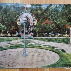 Postales: TENERIFE FIESTA DEL REY EN OROTAVA Nº 3216 UNION POSTAL UNIVERSAL 1908 ENVIADA A TORINO ITALIA. Lote 151668558