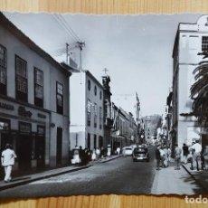 Postales: LA LAGUNA TENERIFE Nº 220 CALLE LA CARRERA ED. ARRIBAS. Lote 152064834