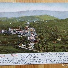 Postales: GRAN CANARIA JAFIRA Nº 7899 1905 ENVIADA A LONDRES UNION POSTAL UNIVERSAL. Lote 152065826