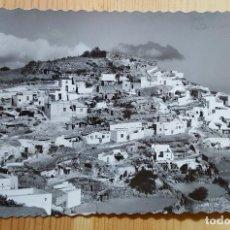Postales: SANTA BRIGIDA GRAN CANARIA CUEVAS DE LA ATALAYA Nº 488 ED. MONTAÑES. Lote 152394618