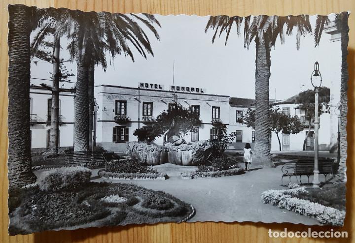 PUERTO DE LA CRUZ TENERIFE HOTEL MONOPOL ED. ARRIBAS Nº 135 (Postales - España - Canarias Moderna (desde 1940))