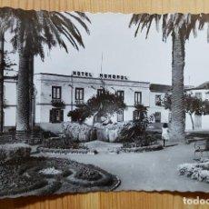 Postales: PUERTO DE LA CRUZ TENERIFE HOTEL MONOPOL ED. ARRIBAS Nº 135. Lote 152931658