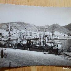 Postales: SANTA CRUZ DE TENERIFE MUELLE ED. ARRIBAS Nº 205. Lote 153010050