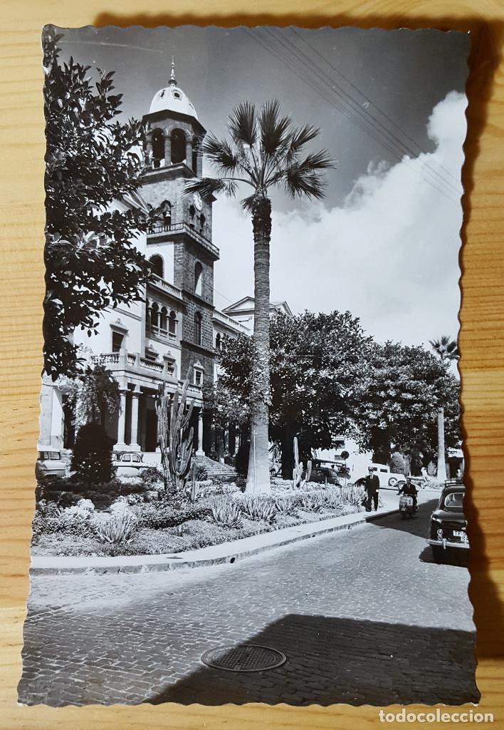 SANTA CRUZ DE TENERIFE IGLESIA DE SAN FRANCISCO ED. ARRIBAS Nº 219 (Postales - España - Canarias Moderna (desde 1940))