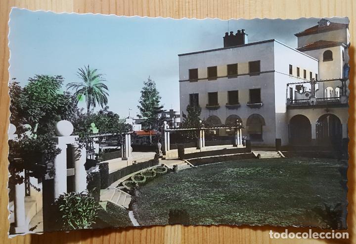 SANTA CRUZ DE TENERIFE PERGOLA DEL HOTEL MENCEY (Postales - España - Canarias Moderna (desde 1940))