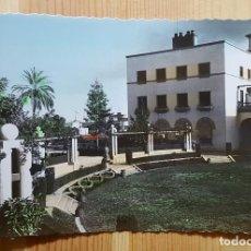 Postales: SANTA CRUZ DE TENERIFE PERGOLA DEL HOTEL MENCEY. Lote 153030662