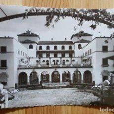 Postales: SANTA CRUZ DE TENERIFE GRAN HOTEL MENCEY FACHADA POSTERIOR ED. ARRIBAS Nº 104. Lote 153158586