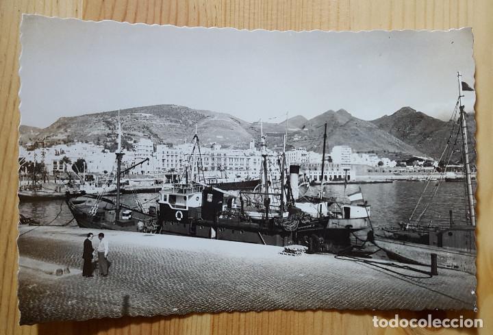SANTA CRUZ DE TENERIFE MUELLE ED. ARRIBAS Nº 205 (Postales - España - Canarias Moderna (desde 1940))