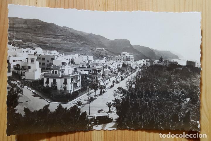 SANTA CRUZ DE TENERIFE RAMBLA DEL GENERAL FRANCO ED. ARRIBAS Nº 86 (Postales - España - Canarias Moderna (desde 1940))