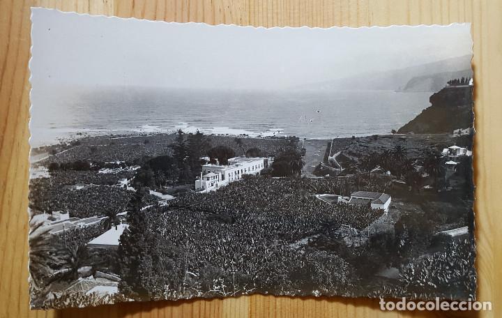 PUERTO DE LA CRUZ TENERIFE HOTEL MATIANEZ ED. ARRIBAS Nº 123 (Postales - España - Canarias Moderna (desde 1940))