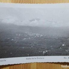 Postales: TENERIFE VALLE DE LA OROTAVA TEIDE ED. ARRIBAS Nº 122. Lote 153569158
