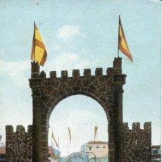 Postales: TENERIFE-LA LAGUNA-RECUERDO DE LA VISITA REGIA. Lote 154173370