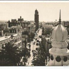 Postales: LAS PALMAS - CALLE OBISPO CODINA - Nº 1123 ED. ARRIBAS. Lote 154177530