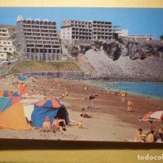 Postales: TARJETA POSTAL - CANARIAS - LAS PALMAS - PLAYA DE SAN AGUSTÍN - PHOTO PRECISIÓN - JUASA -S/ CIRCULAR. Lote 154410998