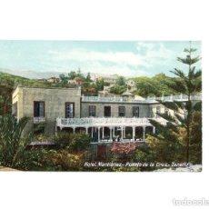 Postales: TENERIFE.(CANARIAS).- PUERTO DE LA CRUZ. HOTEL MARTIANEZ. Lote 154555510