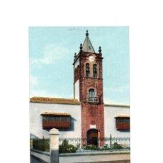 Postales: TENERIFE.(CANARIAS).- LA LAGUNA. INSTITUTO DE CANARIAS. Lote 154556010