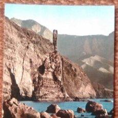 Postales: AGAETE - GRAN CANARIA - EL DEDO DE DIOS. Lote 155214250